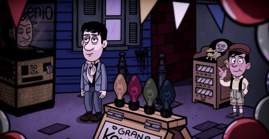 Tango: The Adventure Game review