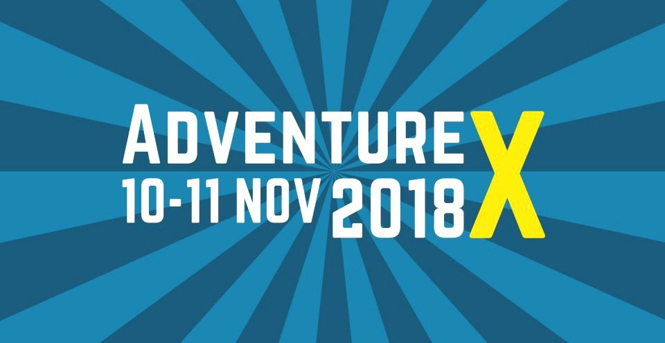 AdventureX 2018 round-up: Part 1