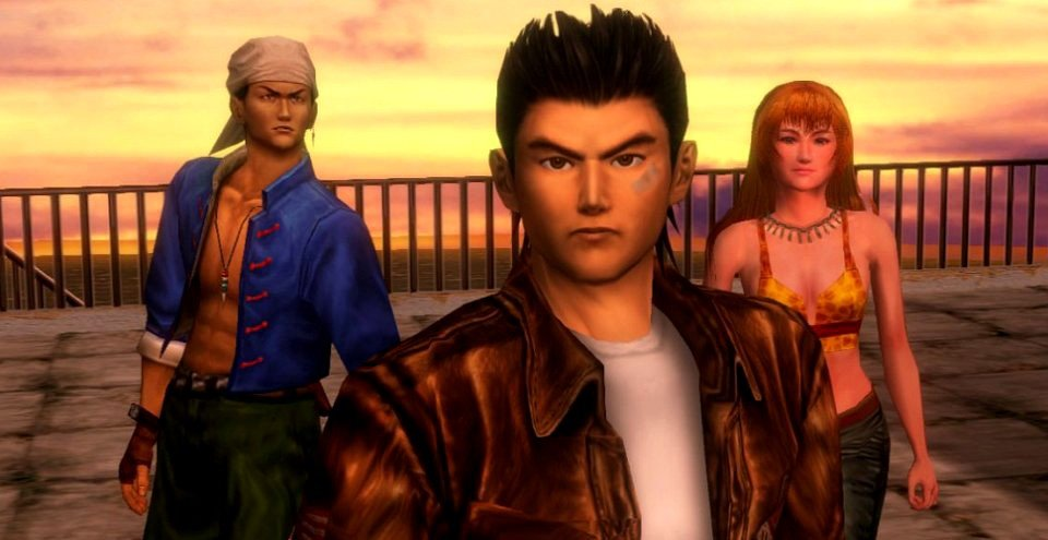 Shenmue review