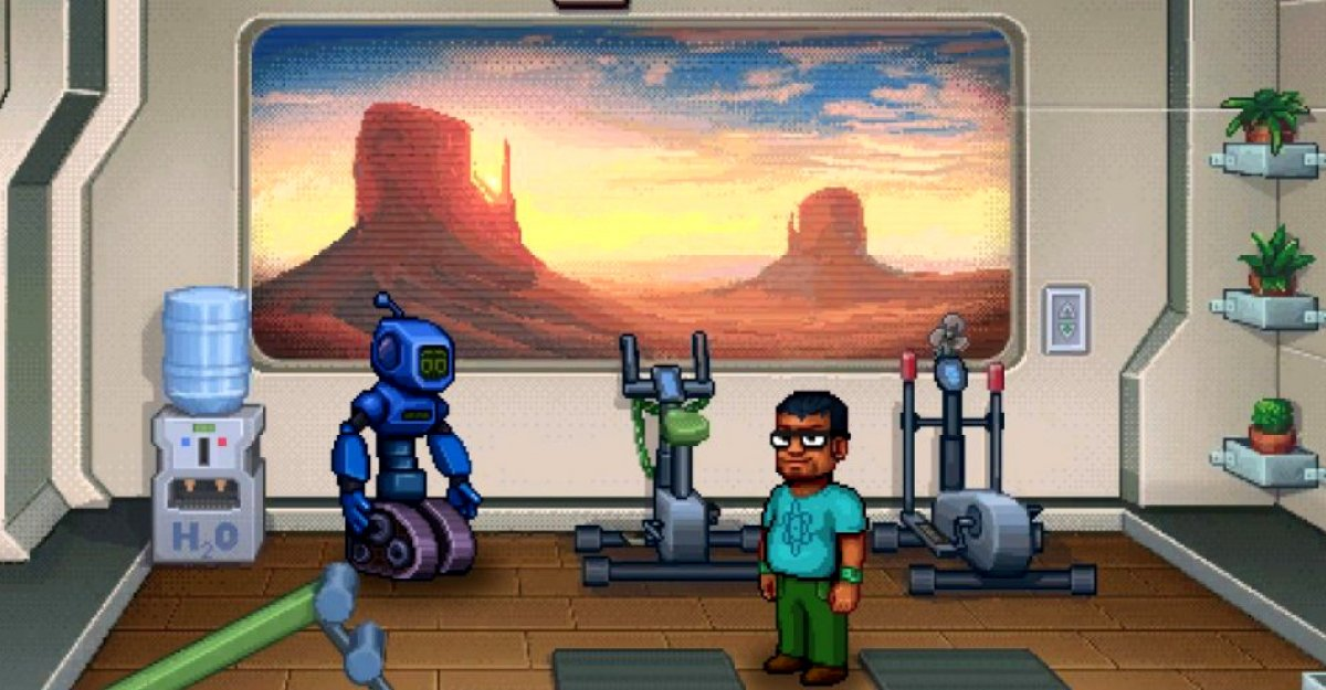 Odysseus Kosmos and his Robot Quest: Episode One review
