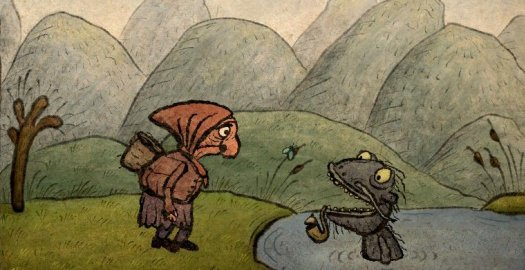 Pilgrims review
