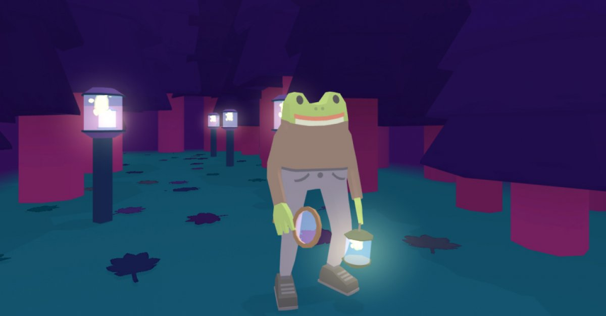 Frog Detective 2: The Case of the Invisible Wizard review