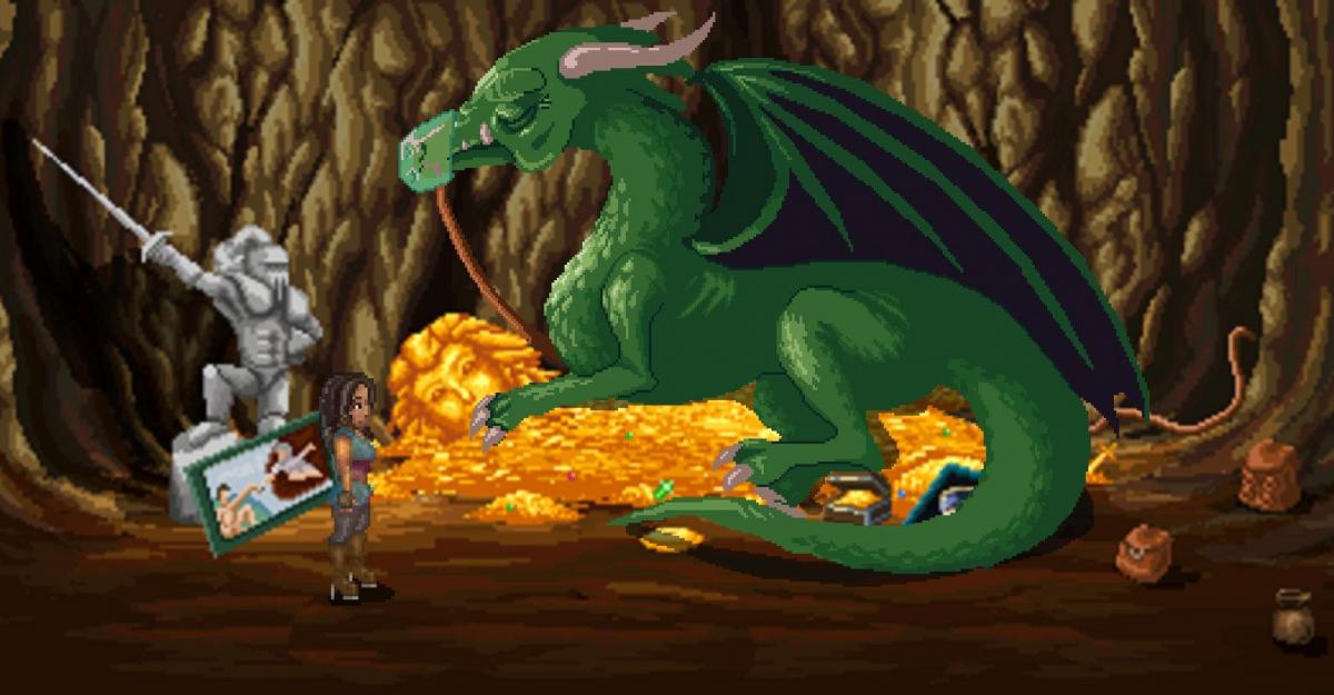 Monkeys & Dragons review