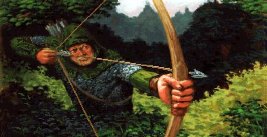 The Sierra Adventure excerpt #2 – Conquests of the Longbow