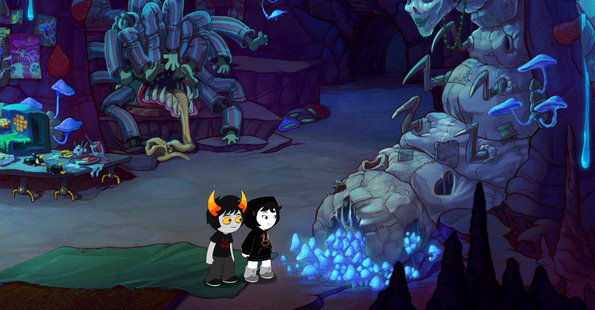 Hiveswap: Act 2 review