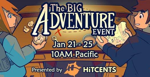 The Big Adventure Event