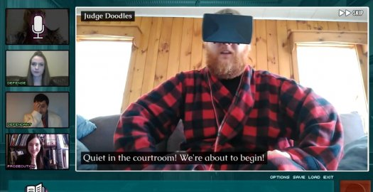 Internet Court review