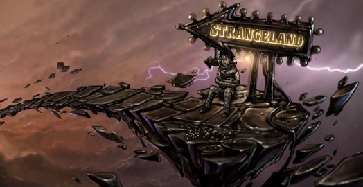 Strangeland review