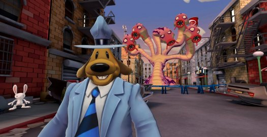 Sam & Max: This Time It's Virtual! review